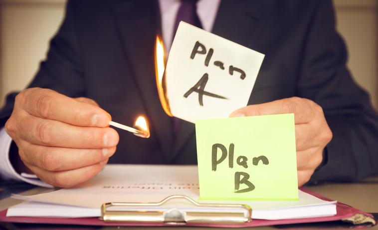 Plan B vs plan A