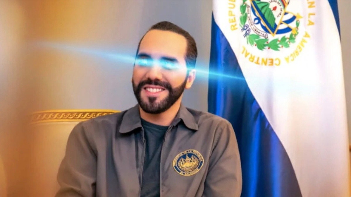 El Salvador's bitcoin plan: take your USD and turn them into worthless tethers